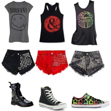 imagenes ropa emo hombres como conseguir un look punk rockera chica mujer