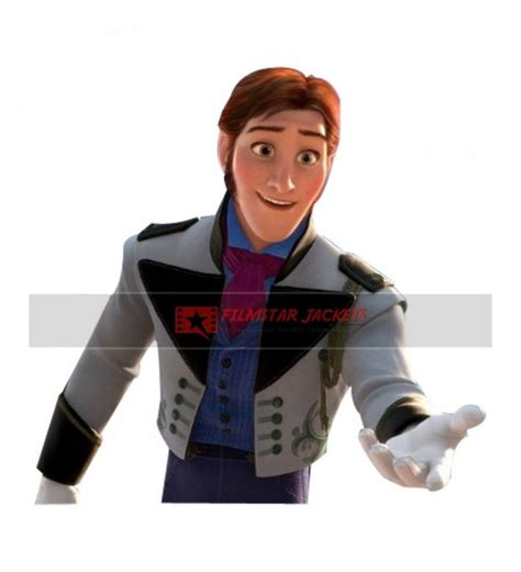 frozen film hans frozen hans westergard costume replica jacket