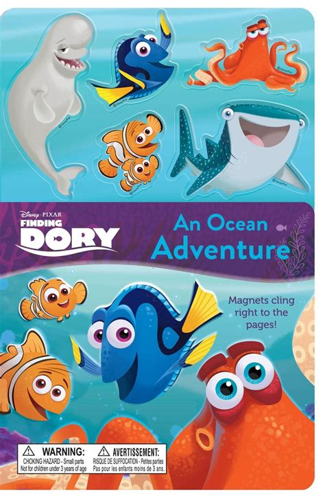 Finding Dory Busy Book image finding dory book 06 jpg disney wiki fandom