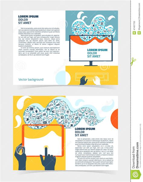 page layout a5 booklet flyer leaflet booklet layout editable design template