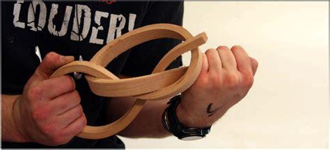 cold bend hardwood bends  desired shape woodworking