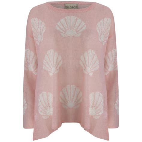 Baby Jumper Pink wildfox s shell baby jumper pink womens clothing thehut