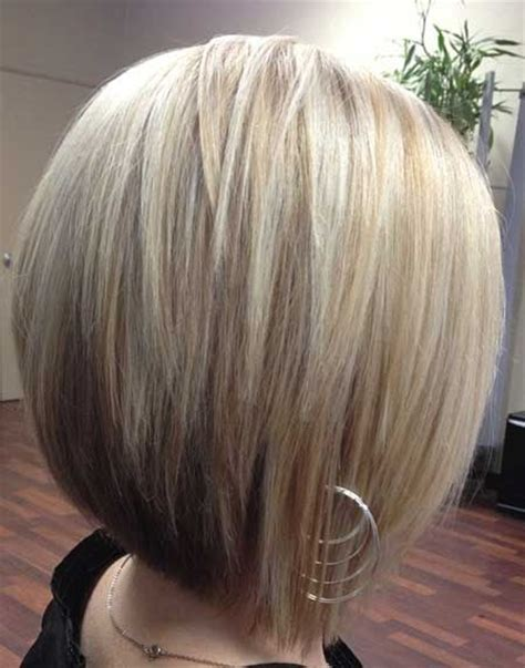 Hairstyles Blonde On Top Brown Underneath | 12 short haircuts for fall easy hairstyles popular haircuts