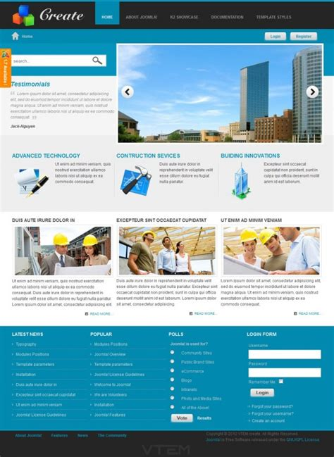 custom joomla template create custom templates in joomla free managermoon