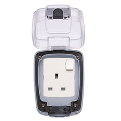 mk mastercompact  gry  gang wp switch socket electrical accessories horme singapore