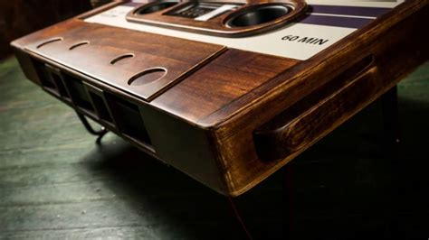 cassette coffee table cassette coffee table slideshow