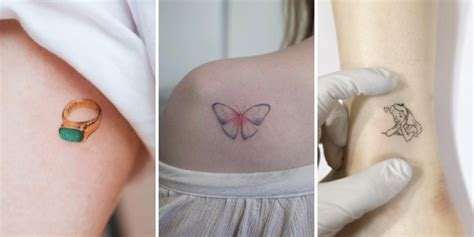 60 small tattoos every dreams about getting