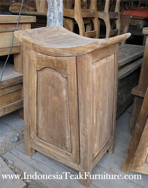 recycled wood furniture supplier indonesia