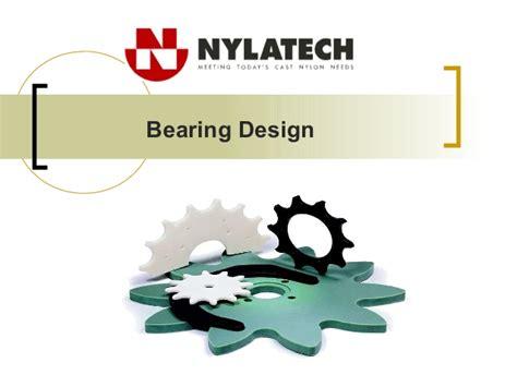 design of journal bearing ppt bearing design presentation