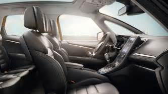Renault Scenic Interior 2017 Renault Scenic Review Release Date And Price 2017