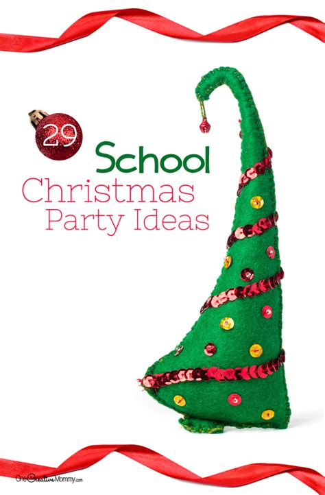 christmas ideas for school 29 awesome school ideas onecreativemommy