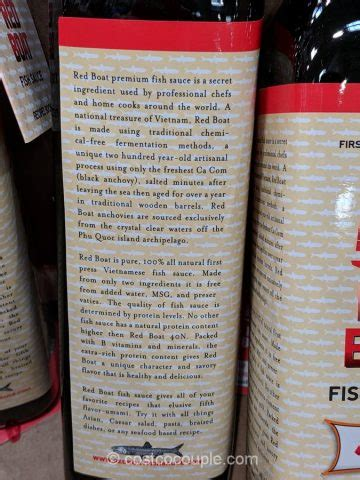 megachef fish sauce vs red boat red boat 40n fish sauce