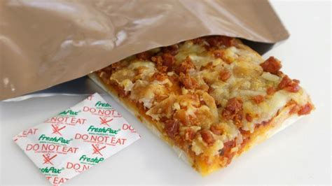 Shelf Of Pizza by Pizza With 3 Year Shelf Developed By U S