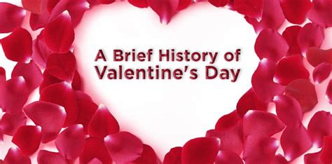 history valentines a brief history of s day the fact site