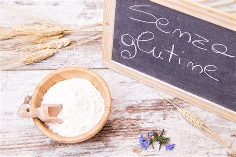 glutine negli alimenti dieta senza glutine alimenti si e alimenti no