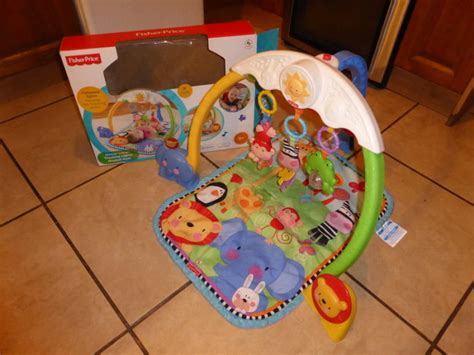 Fisher Price Musical Activity Play Mat by Fisher Price Baby Play Mat Activity For Sale In
