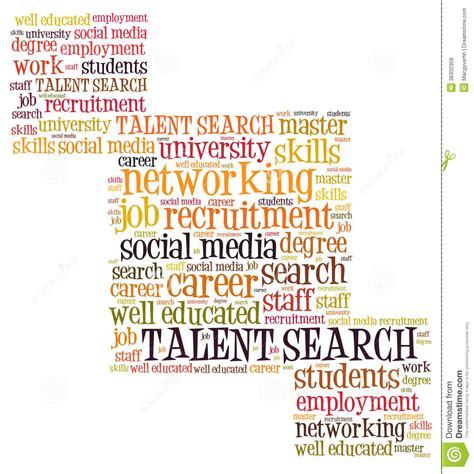 Talent Search Talent Search Royalty Free Stock Images Image 38332309