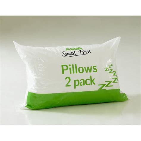 Asda Pillow by Smart Price Pillow Pair 163 3 Asda Direct Hotukdeals