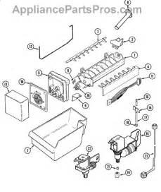 parts for maytag uki1000axx maker kit parts appliancepartspros