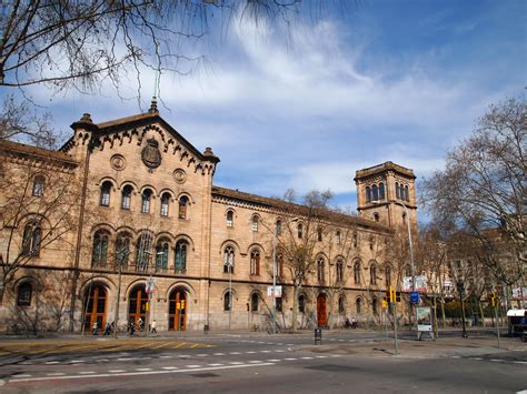 Universitat De Barcelona Mba by Sede Hist 243 Rica De La Universidad Central De Barcelona Flickr
