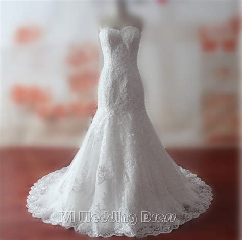 Custom Made Wedding Dresses by Custom Made Wedding Dresses Sweetheart Sequined Wedding