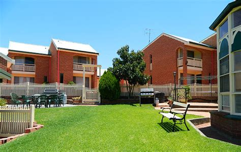 Roseville Appartments by Motel Facilities At Roseville Apartments Tamworth