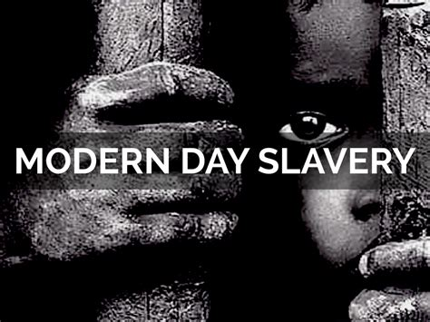 modern day slavery by jrcaine1