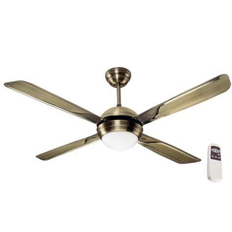 buy havells avion 52 quot antique brass ceiling fan online at