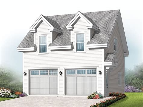 garage with loft plans garage loft plans two car garage loft plan with cape cod styling 028g 0047 at www