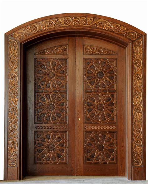 1000 images about carved wood doors on