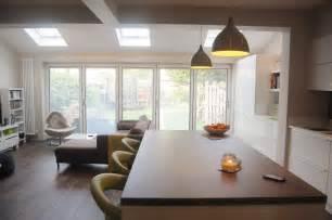 Open Plan Kitchen Family Room Ideas sandleigh road hedgehog development