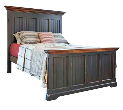 farmhouse bed barn board farmhouse bed farmhouse and cottage