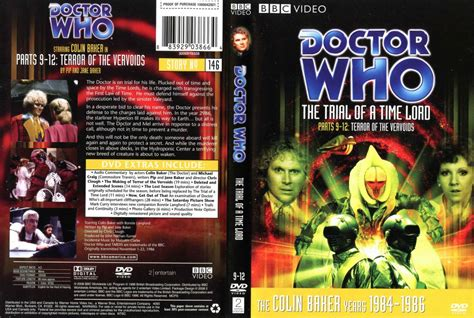 Dvd Who Are You doctor who the trial of a time lord tv dvd scanned covers dw terror of the vervoids dvd