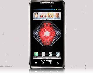 Verizon Motorola Droid Razr Maxx Hd User Manual