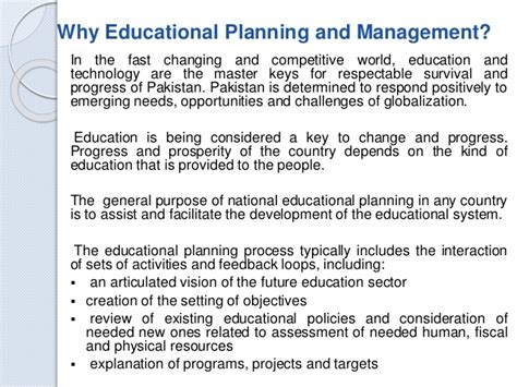 Learning The Secrets Of Resources 3 by Educational Planning And Management