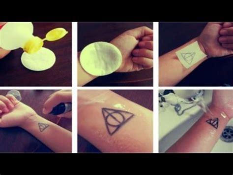 diy temporary tattoosdiy temporary tattoo  home youtube