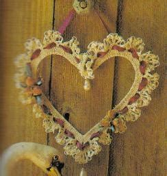 pattern for heart wreath heart free pattern heart pinterest