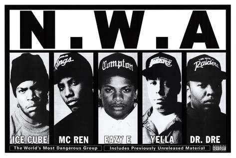 printable rap poster n w a print allposters ca