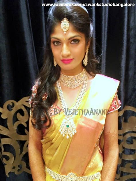 bridal hairstyles for silk saree 53 best images about wed me good on pinterest