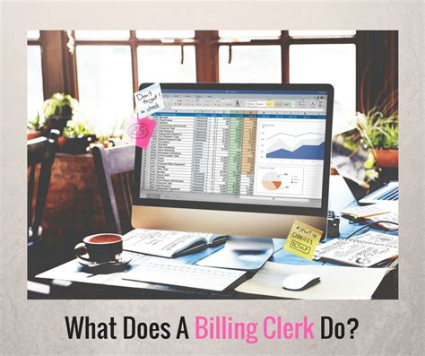 what does a billing clerk do sullivan and cogliano centers