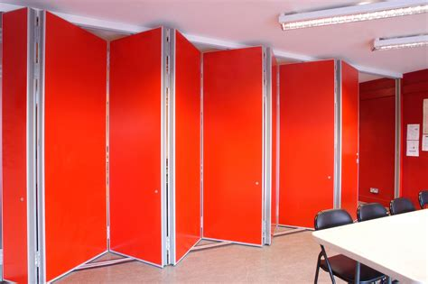 Wall Partitions Sm Folding Walls Hinged Partitions Products Product Image Gallery Becker Sliding Partitions
