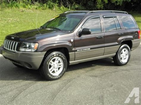 manual cars for sale 2004 jeep grand cherokee interior lighting 2004 jeep grand cherokee laredo for sale in waterbury connecticut classified americanlisted com
