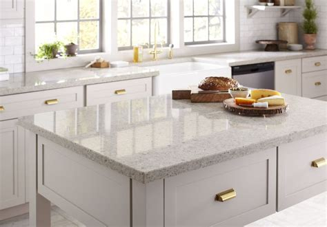 Martha Stewart Kitchen Countertops by Looking To Update Your Kitchen Countertop Consider Quartz