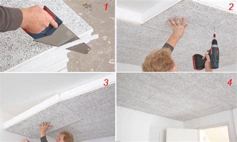 isolamento soffitto interno come isolare il soffitto della cantina o garage