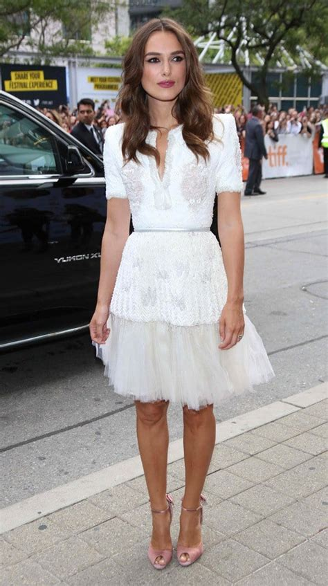 Keira Knightly In Chanel At Tiff For Atonement Premiere In Canada by Keira Knightley S 8 Most Whimsical Dresses