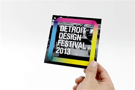 detroit design festival 2013 identity on pantone canvas