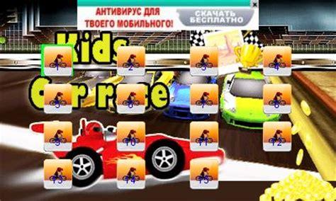 Spiele F R Kinder Autorennen by Car Race Kinder Auto Rennen Auf Das Handy