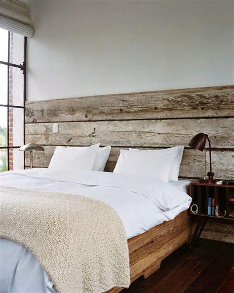 tete de lit planche t 234 te de lit bois vielles planches grenier