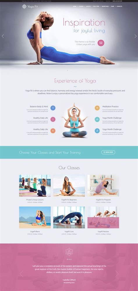 best site 17 best fitness and website design inspiration