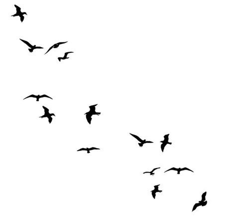 tattoo of birds flying away birds flying away silhouette line bird tattoos